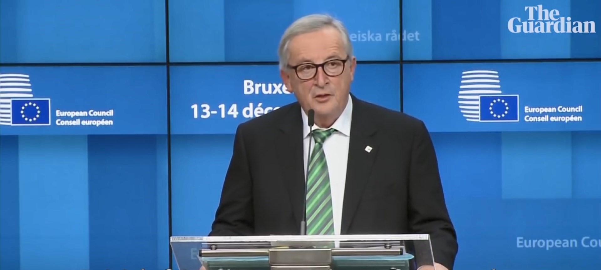 BREXIT, BE nuk kthehet më pas, Juncker kategorik me May
