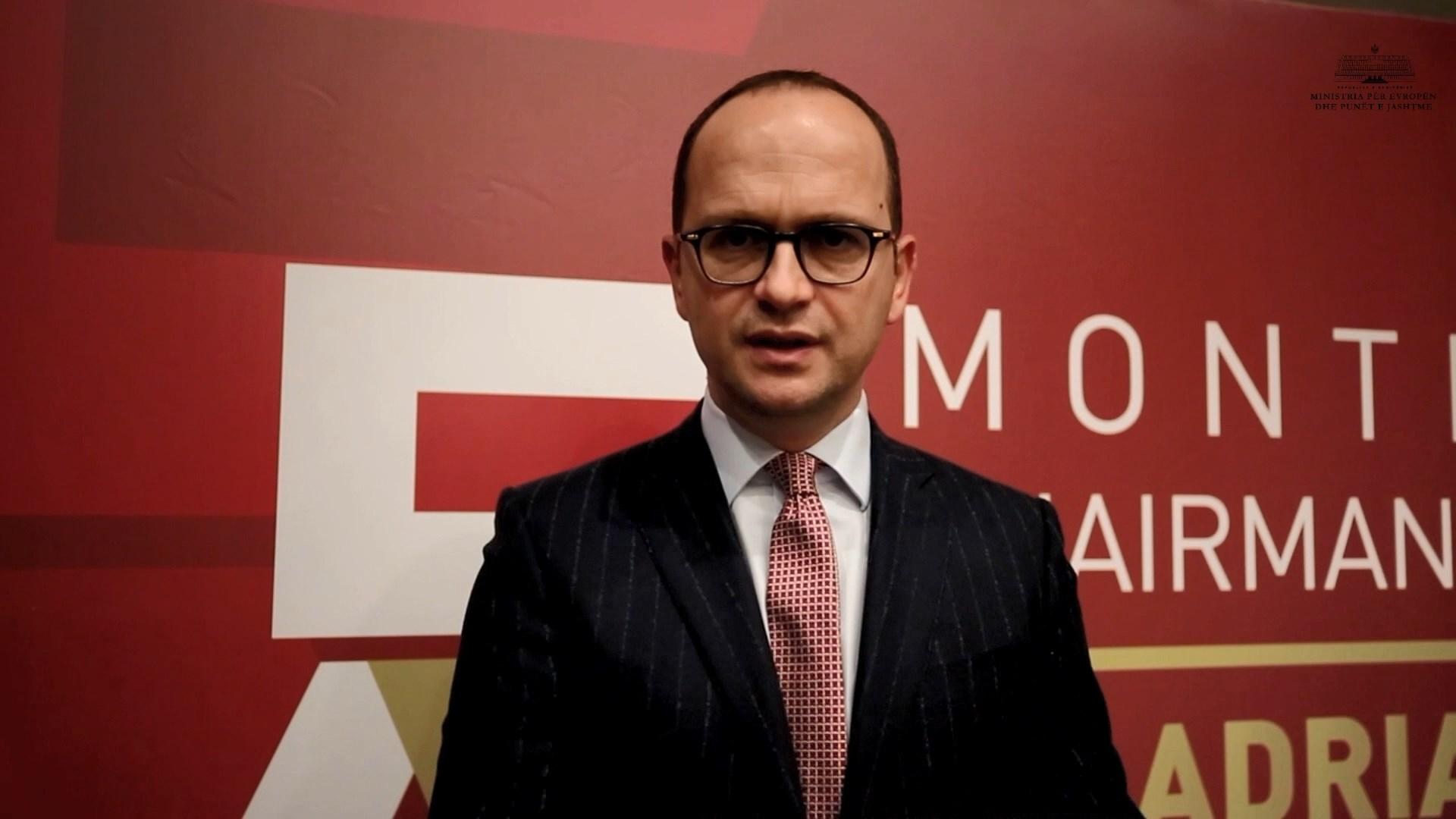 Shqipëria merr kryesinë e kartës SHBA-Adriatike në vitin 2019