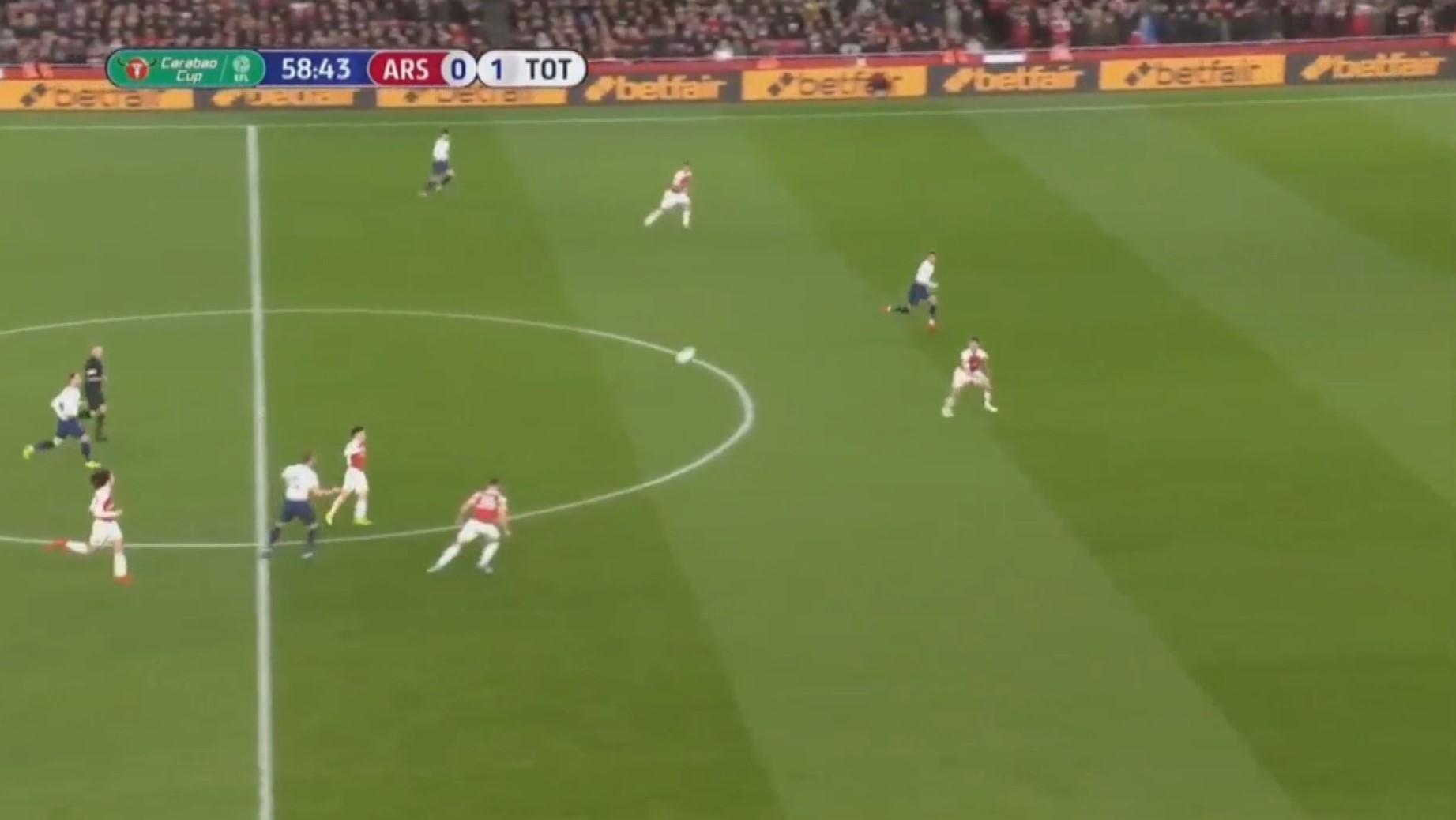 Tottenham fiton derbin e Londrës me Arsenalin
