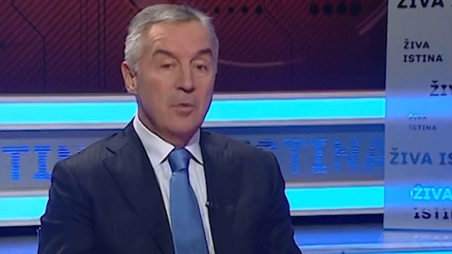 Gjukanoviç: Serbia po vepron sipas interesave të Rusisë