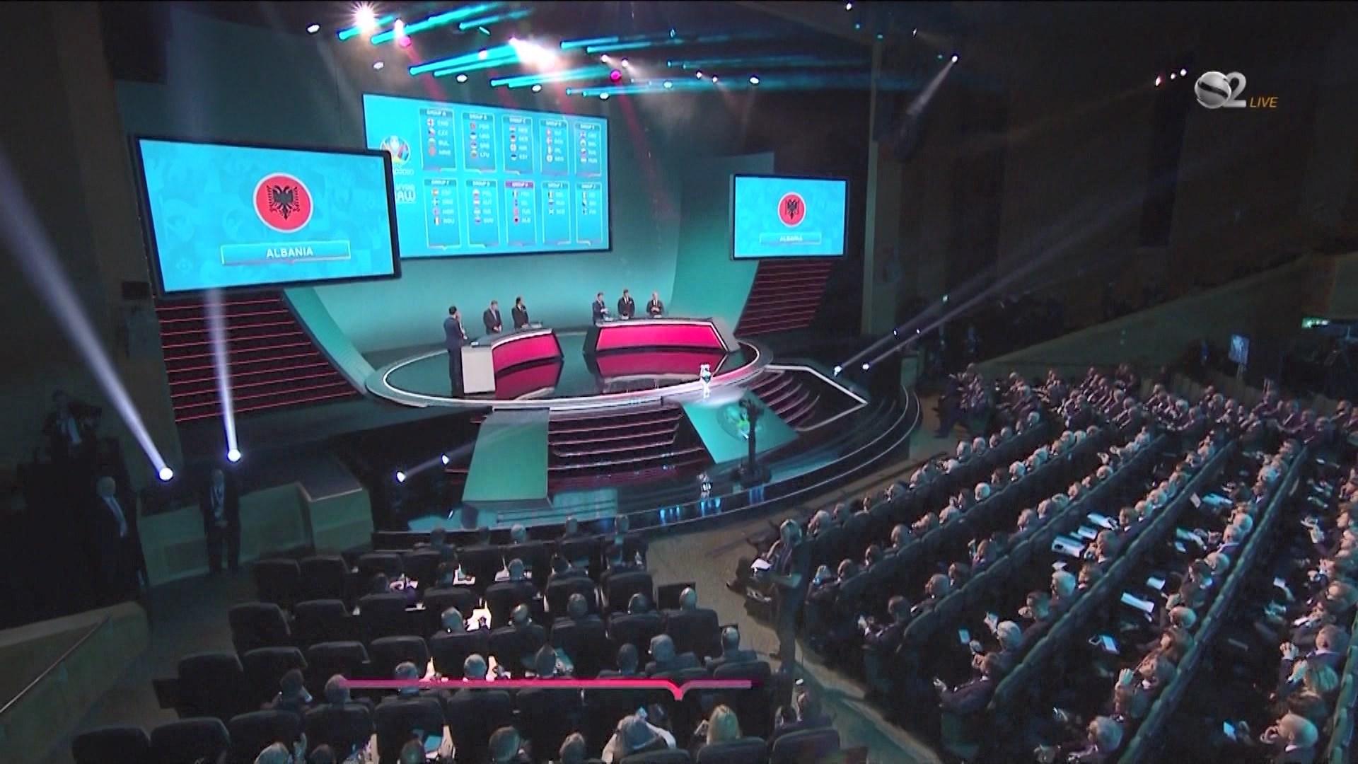 Shqipëria e nis Europianin me Turqinë në shtëpi, në 22 Mars
