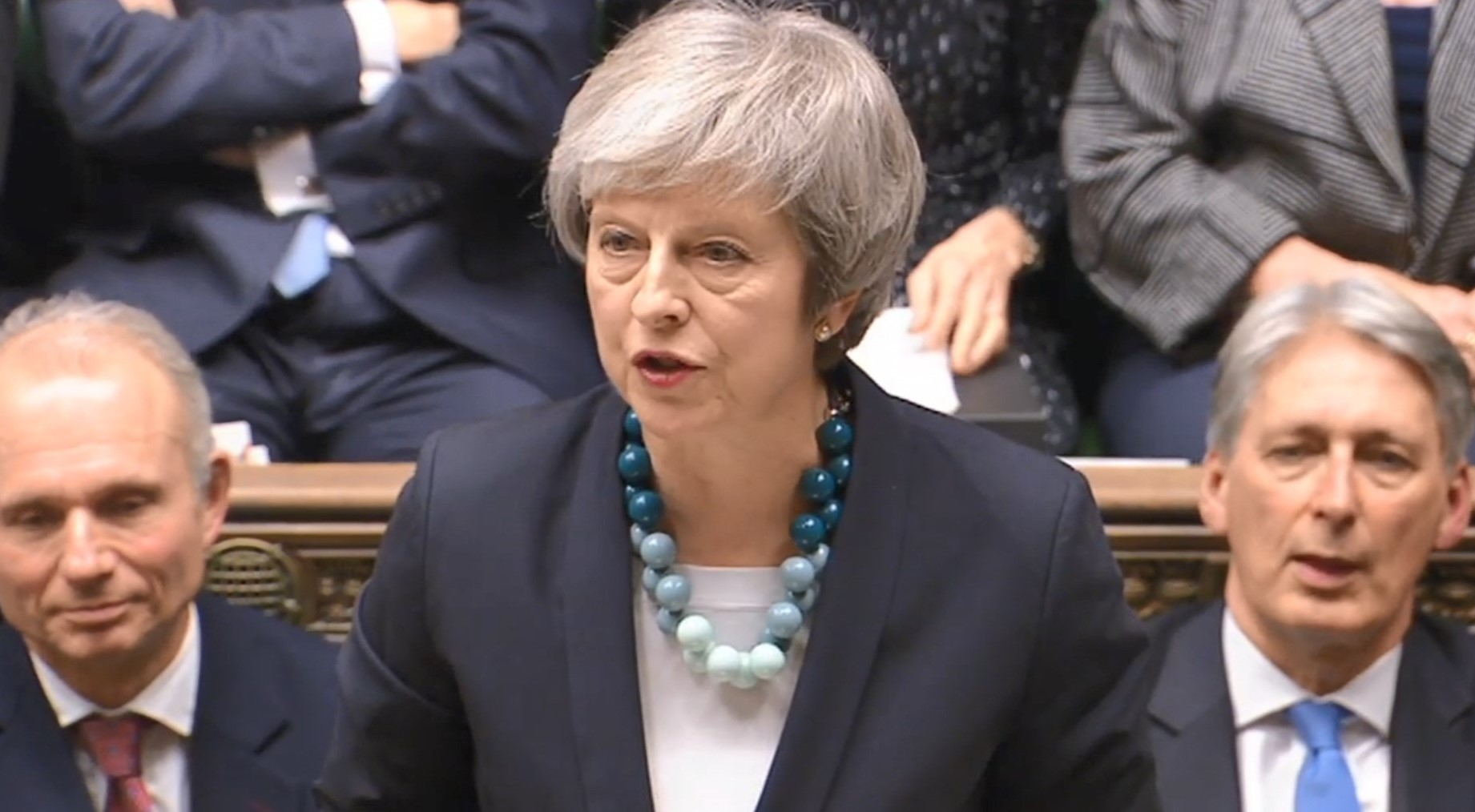 Skandal në parlamentin britanik