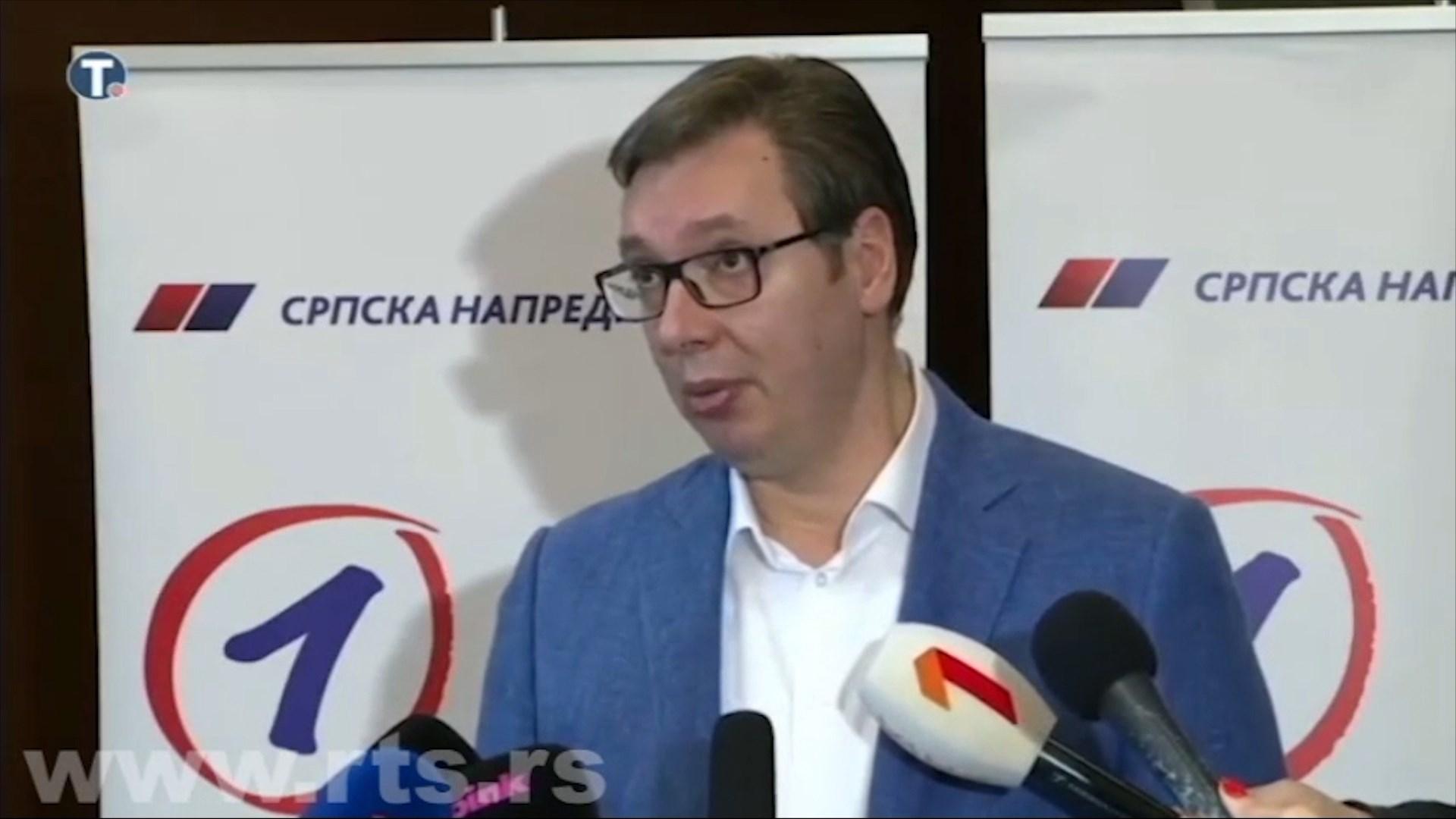 Vuçiç flet për dialogun: Pa Beogradin, Prishtina nuk mund të bëjë asgjë