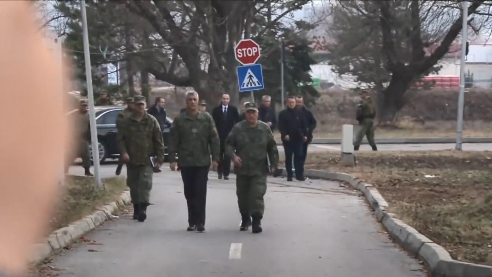 Mediat Serbe: Ditë historike për ushtrine e Kosovës