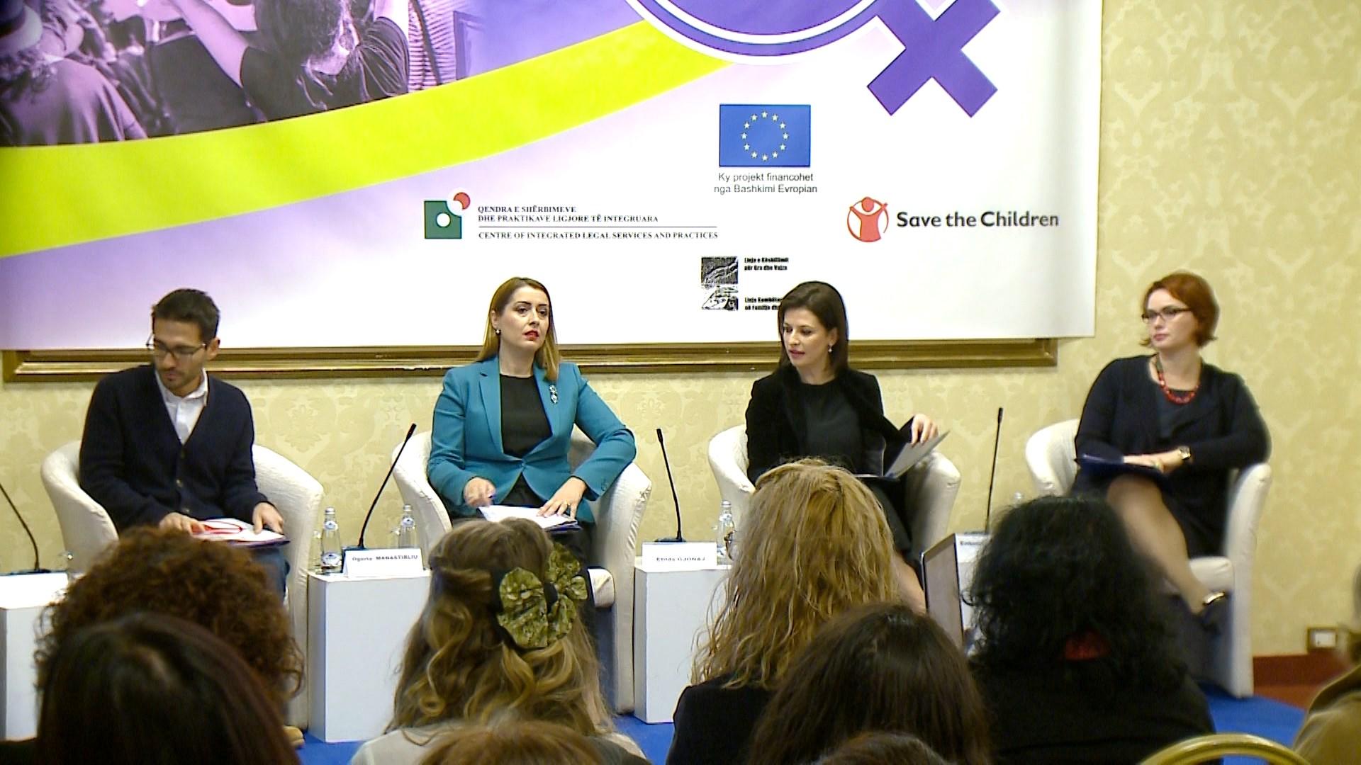 Ministritë dhe organizatat bëhen bashkë për të drejtat e grave