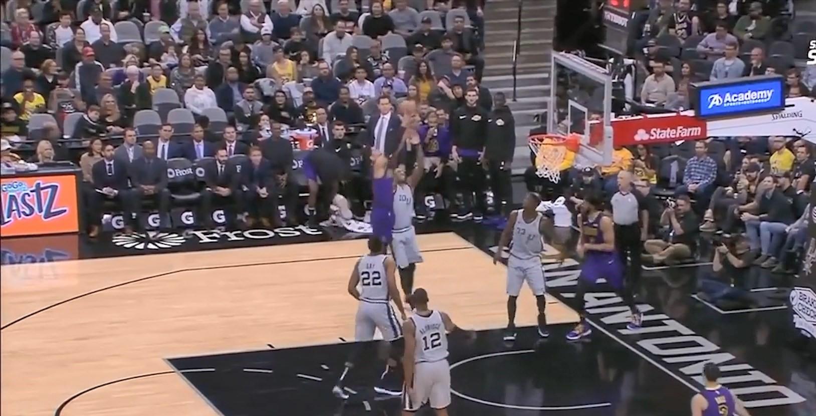 Lebron Xhejms shkëlqen në NBA