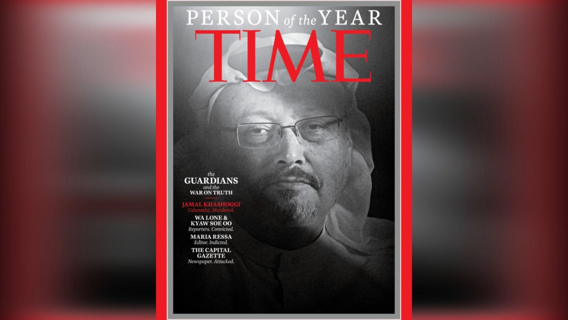 Revista Time zgjedh personazhet e vitit 2018
