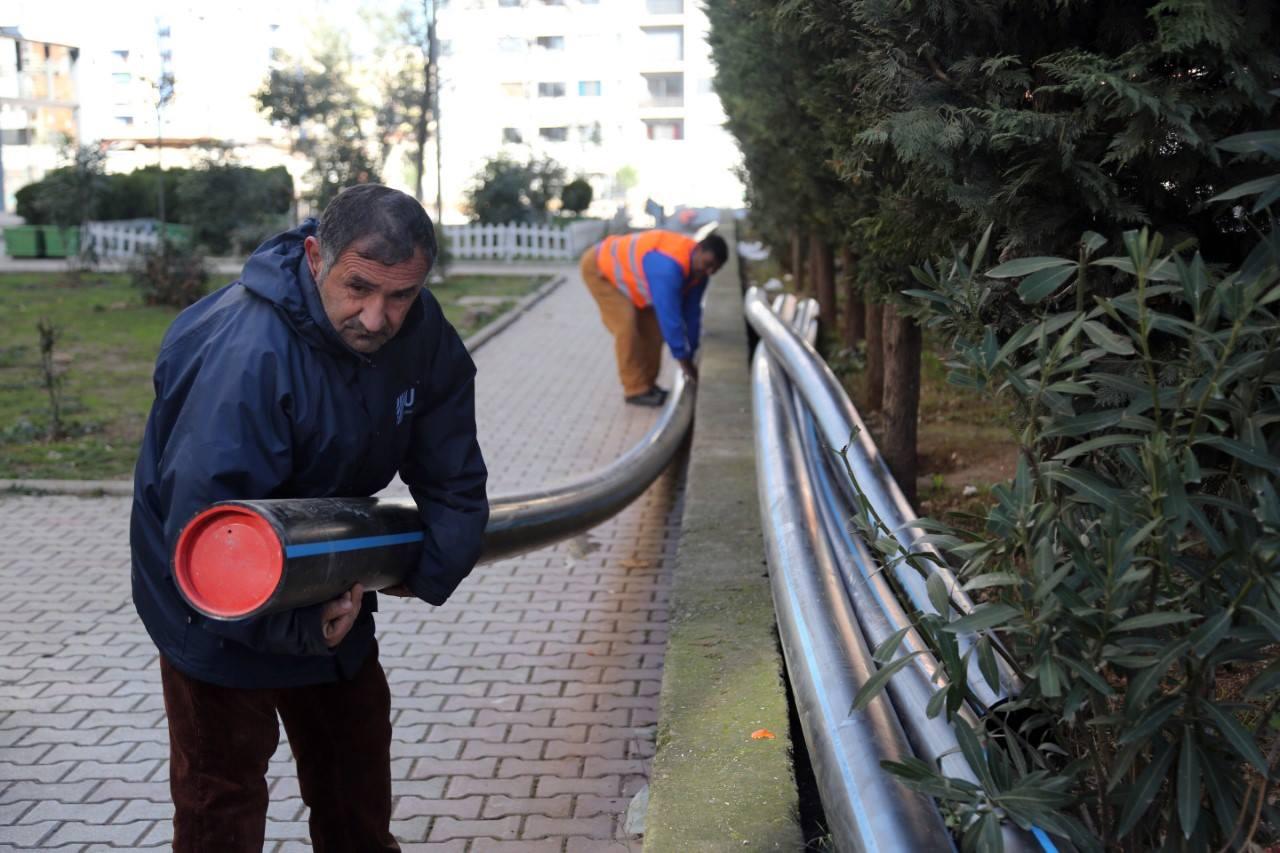 Finalizohet rrjeti i ri i ujësjellësit në Yzberisht