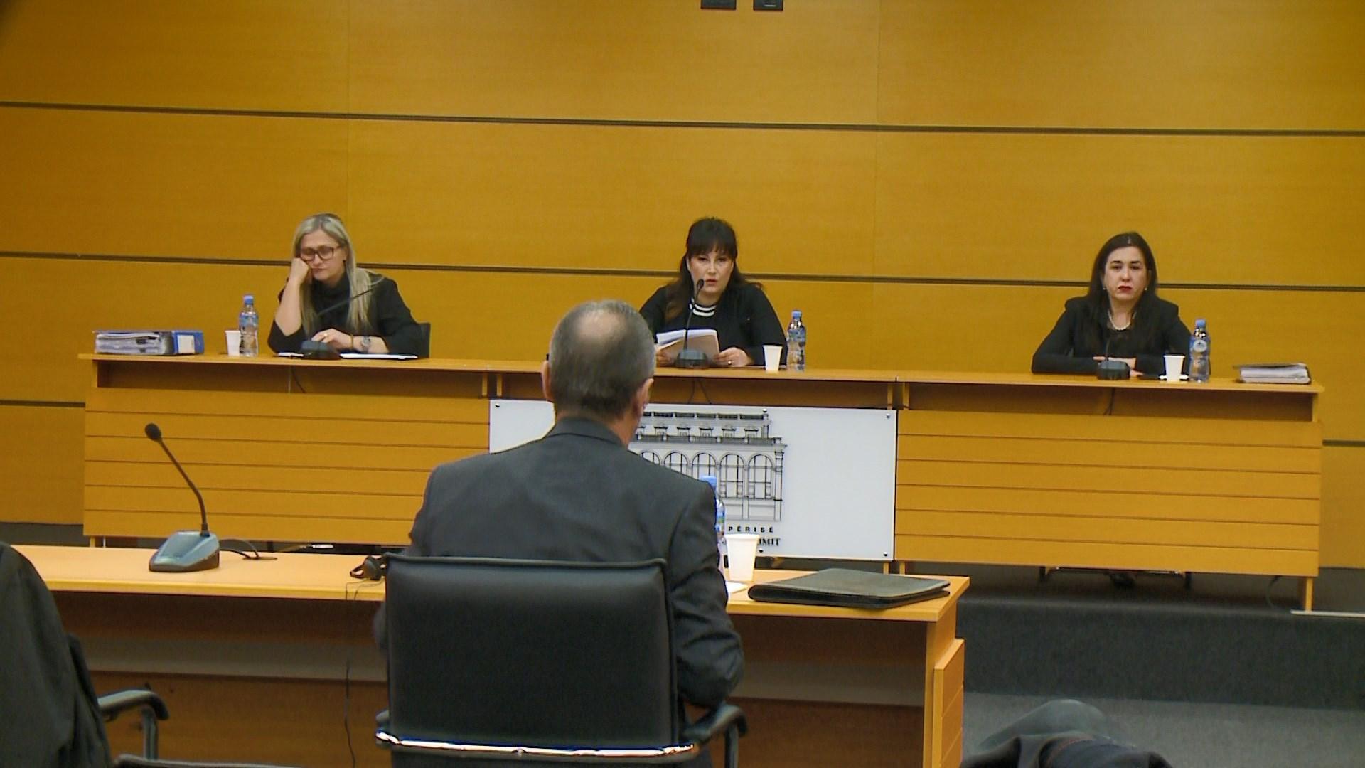 Vettingu, prokurori Adnan Kosova në seancë dëgjimore