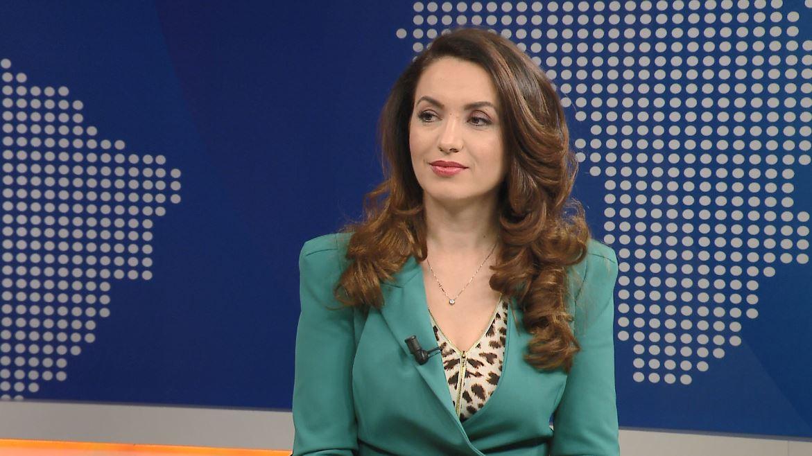 """Protesta te """"Astiri"""", Belina Budini: Problem mbarëshqiptar"""