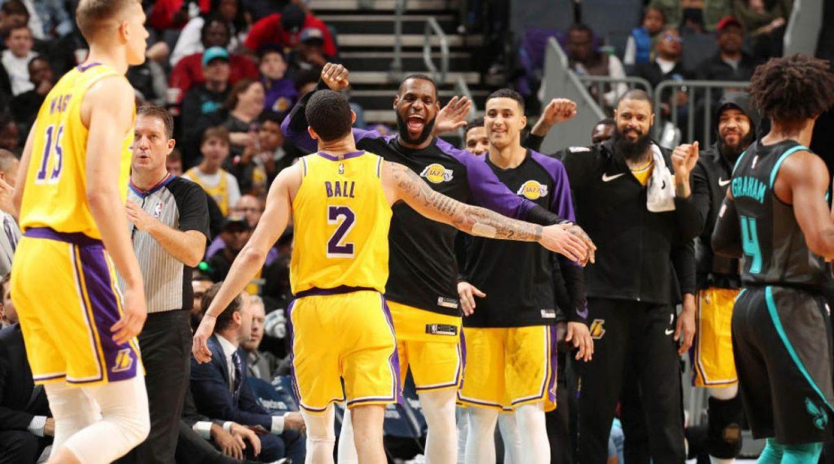Përsëritet historia tek Lakers