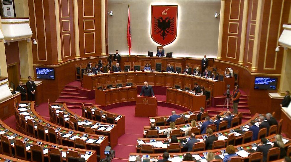 Kuvendi mblidhet të hënën për buxhetin e 2019-s