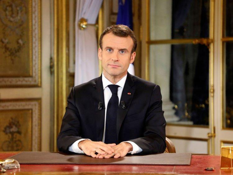 Mesazhi i Macron përçan Francën