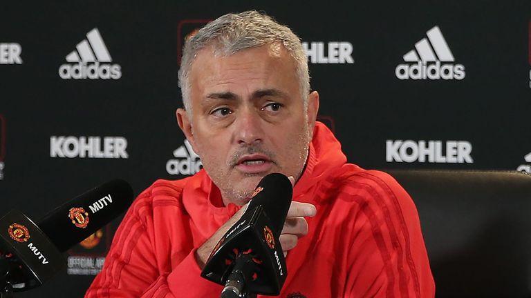 Jose Mourinho shkarkohet nga Manchester United