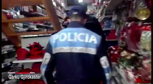 Policia sekuestron 643 kapsolla dhe 487 fishekzjarre