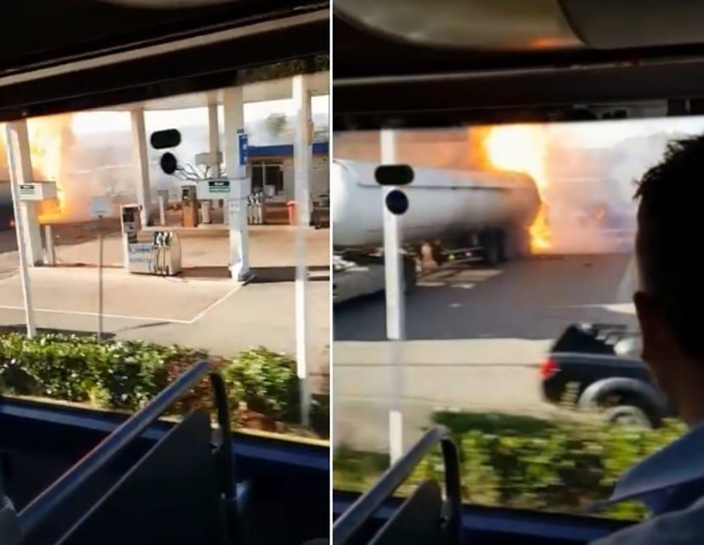 Shpërthen pika e karburantit, 15 të plagosur në Itali