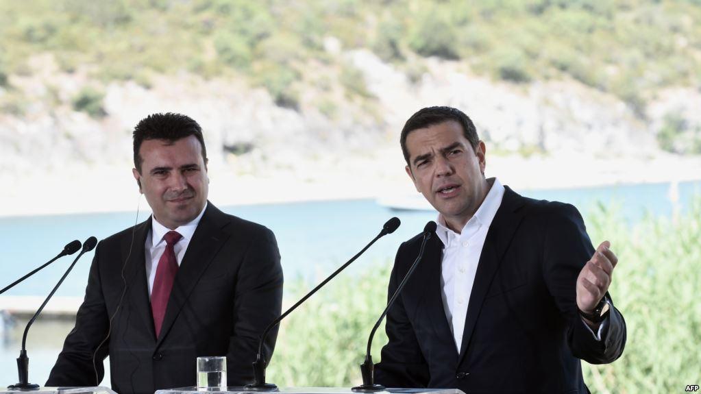 Athinë, nisin procedurat për votimin e Marrëveshjes së Prespës