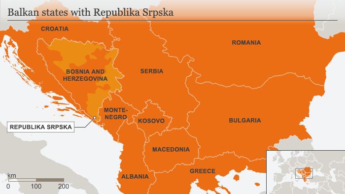 Deutsche Welle: Lojërat e rrezikshme me kufijtë në Ballkan