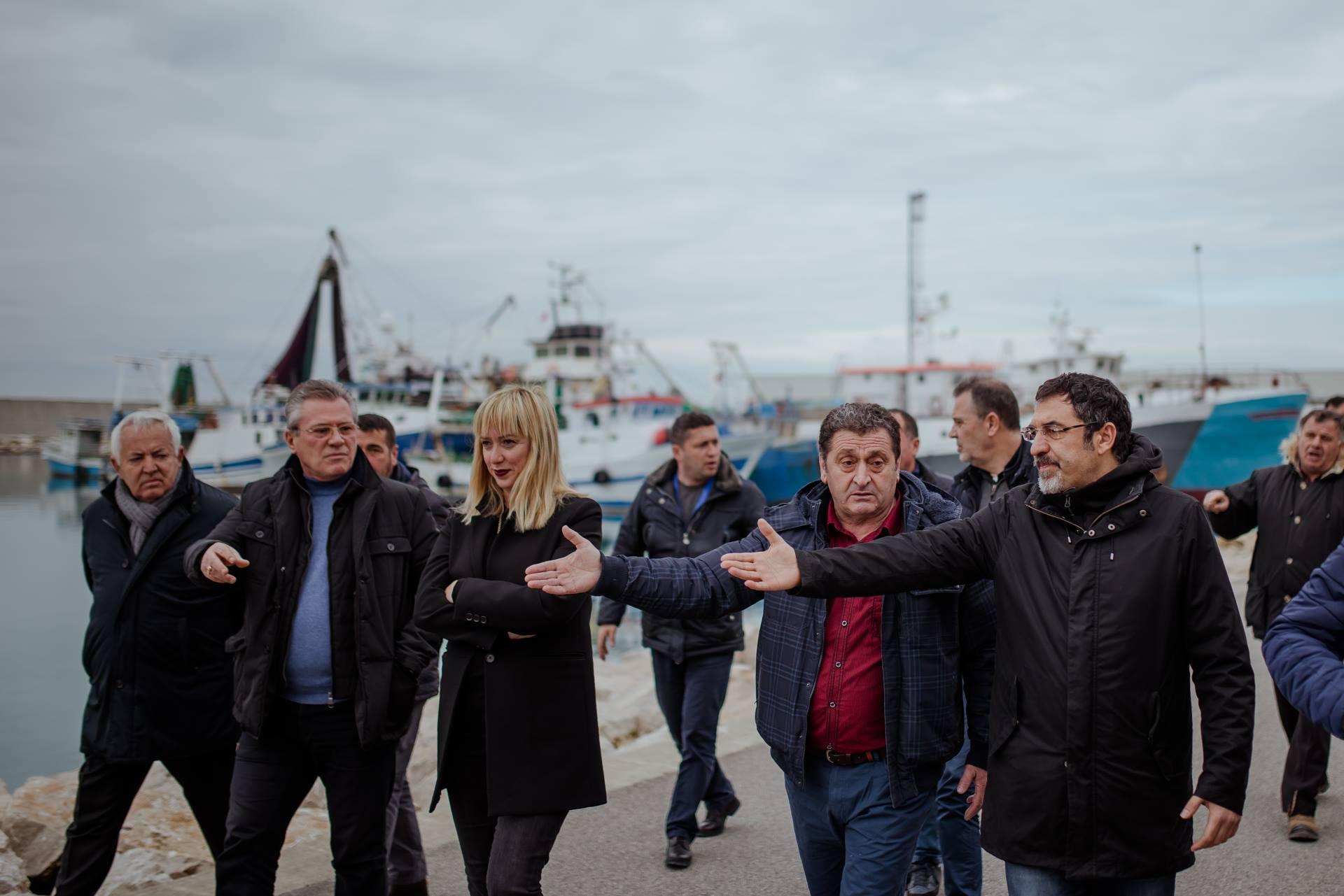 Çuçi: Ëndrra e peshkatarëve bëhet realitet
