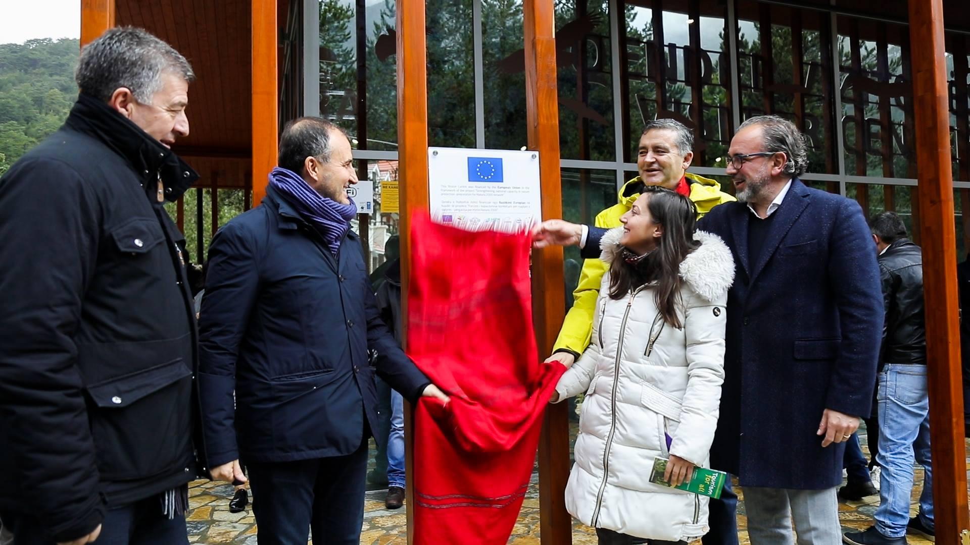 Qendër e re për vizitorët në Llogara/ Klosi: Turizëm gjatë gjithë vitit