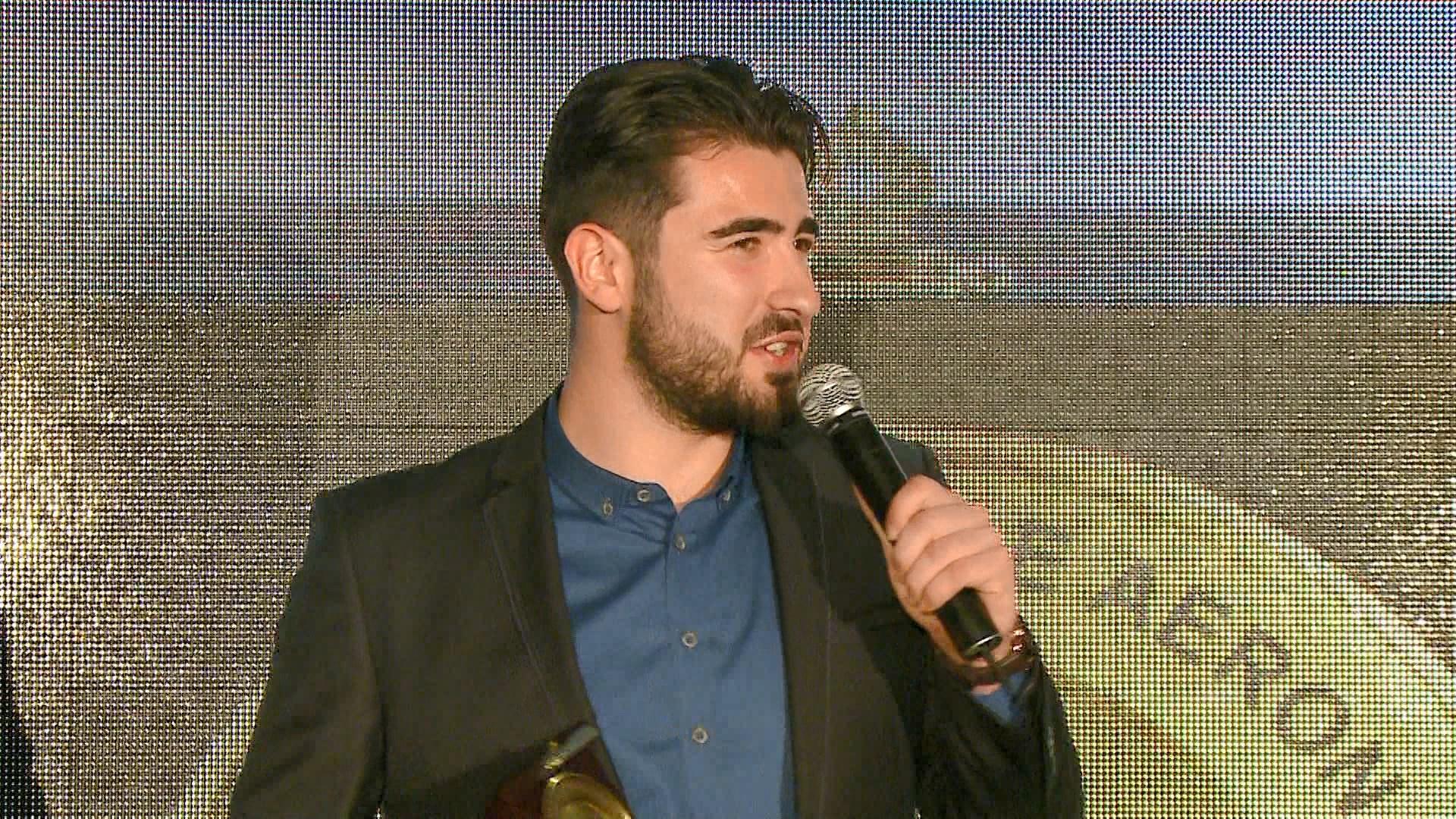 """Fituesit e """"Korça Open Air 2018"""", Xhonatan Islami zgjidhet sportisti më i mirë"""