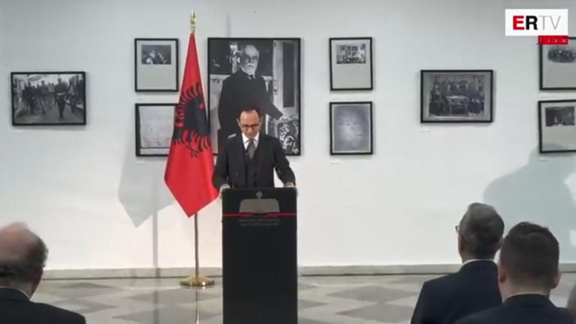 Bushati dorëzon detyrën e ministrit të jashtëm, Rama: Ia delegoj drejtimin Cakajt