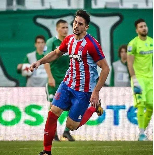 Florin Durmishaj, dy gola për Panionosin në Kupën Greke