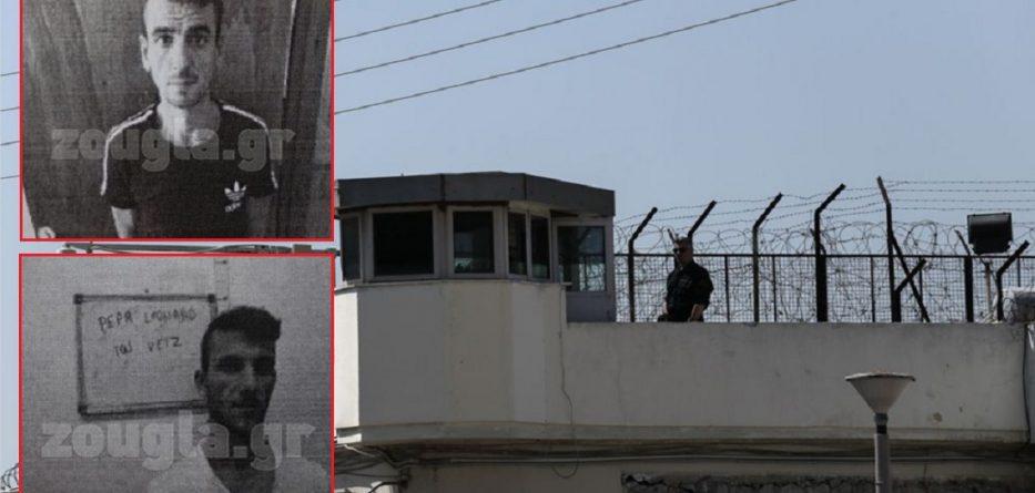U arratisën nga burgu, kapen dy shqiptarët në Greqi