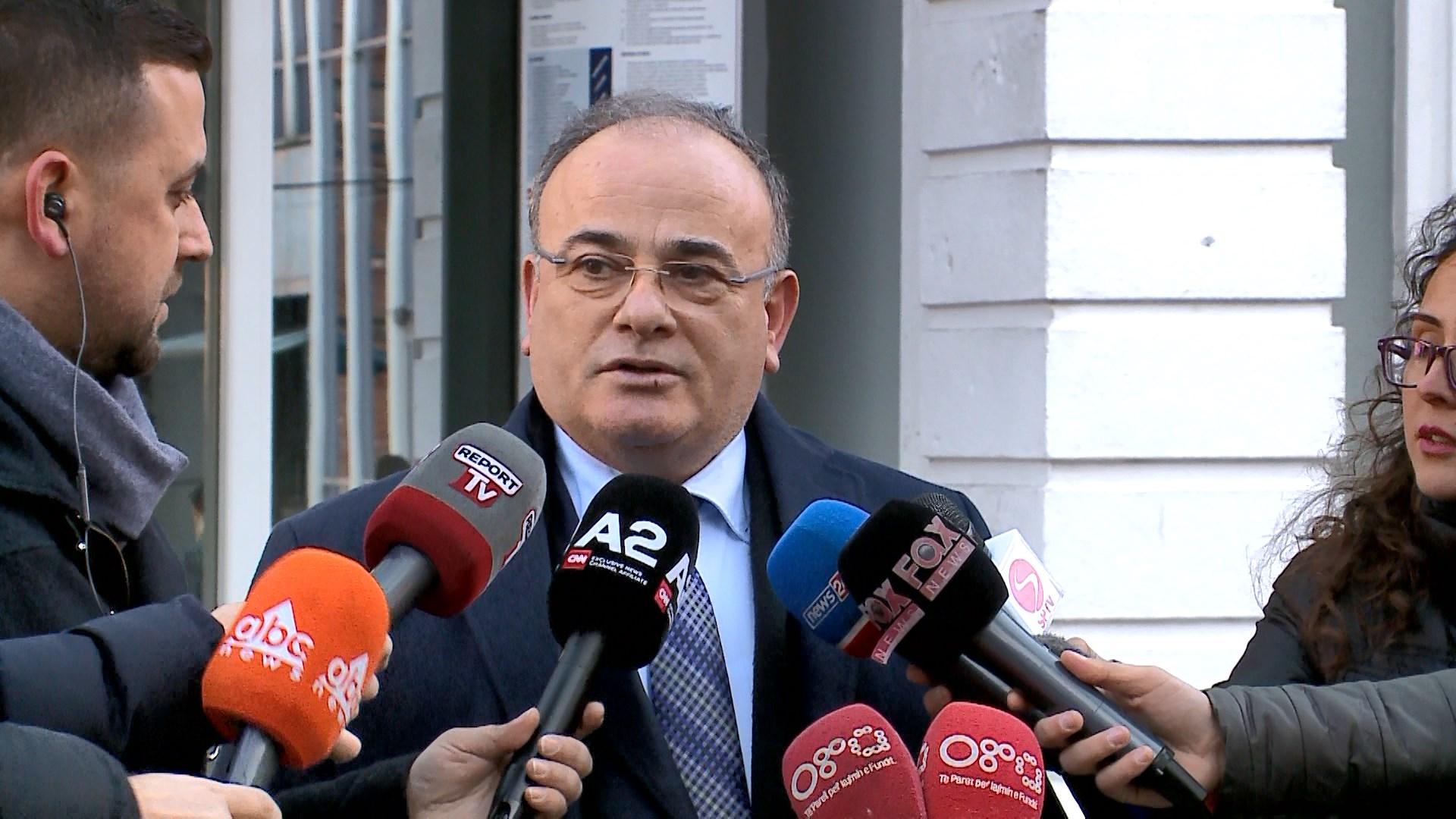 Skualifikohet nga gara për në gjykatën e lartë Theodhori Sollaku