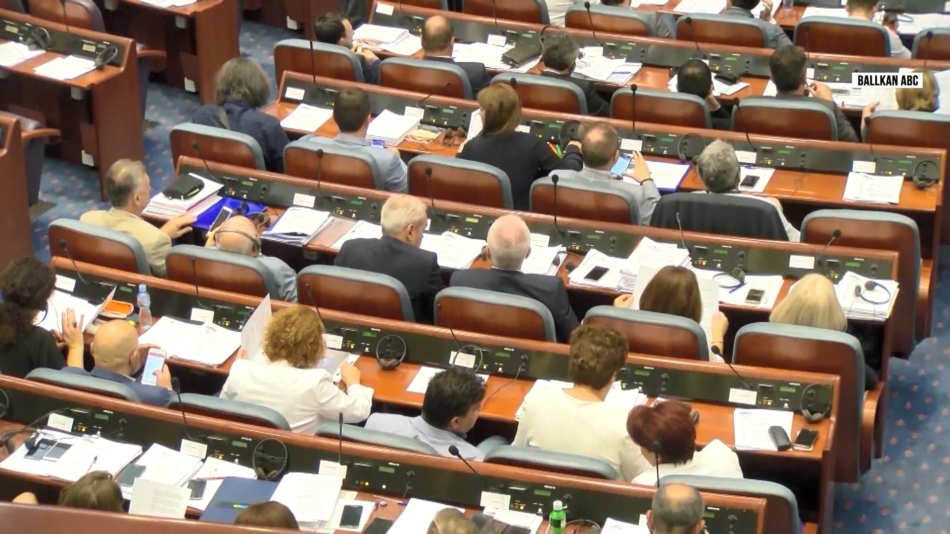 Kushtetuta që i hap rrugë marrëveshjes së Prespës