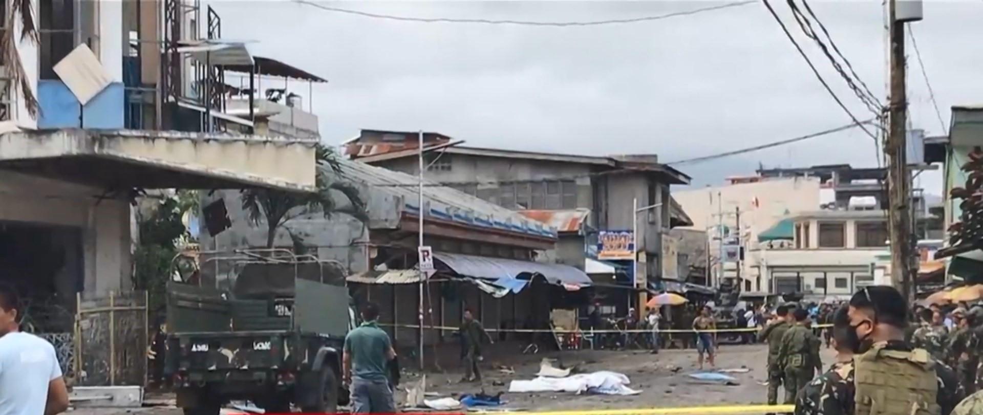 Filipine, bomba në Kishën Katolike shkakton 20 viktima