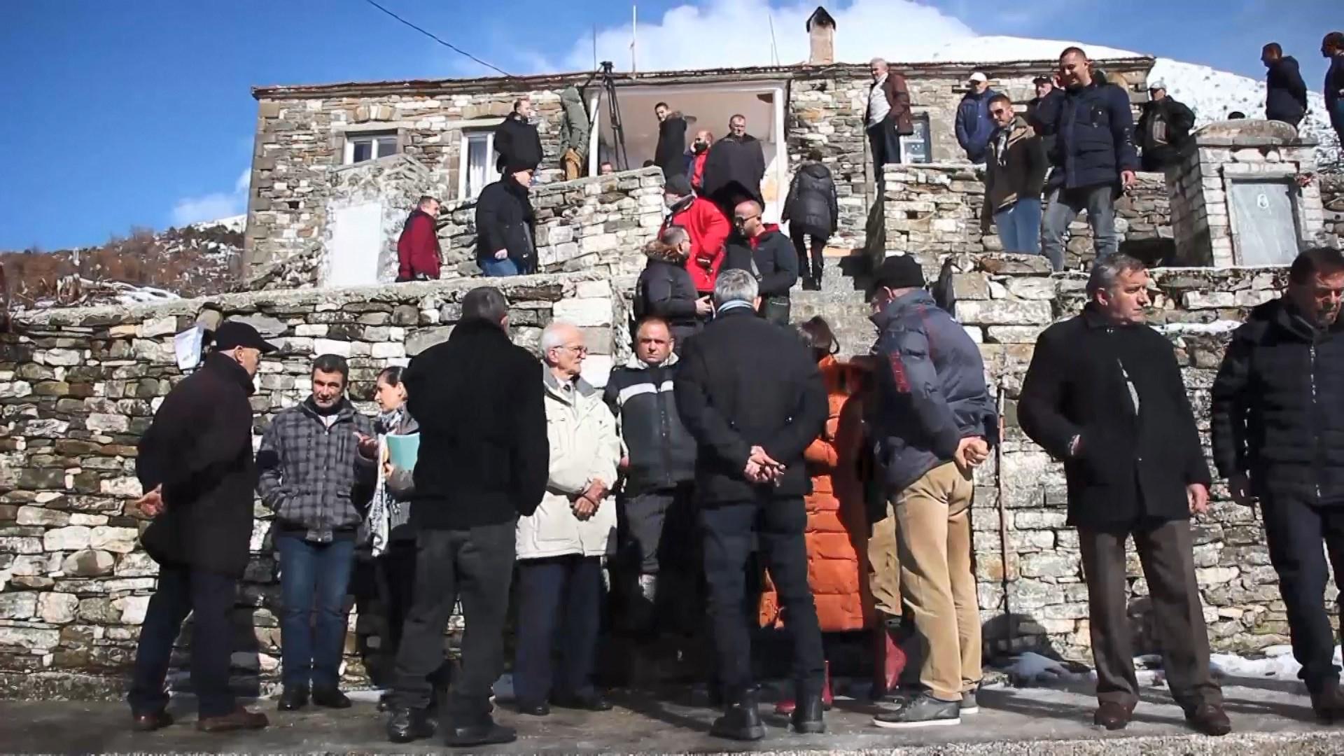 Kërkimet për naftë në Zagori, banorët kundër projektit