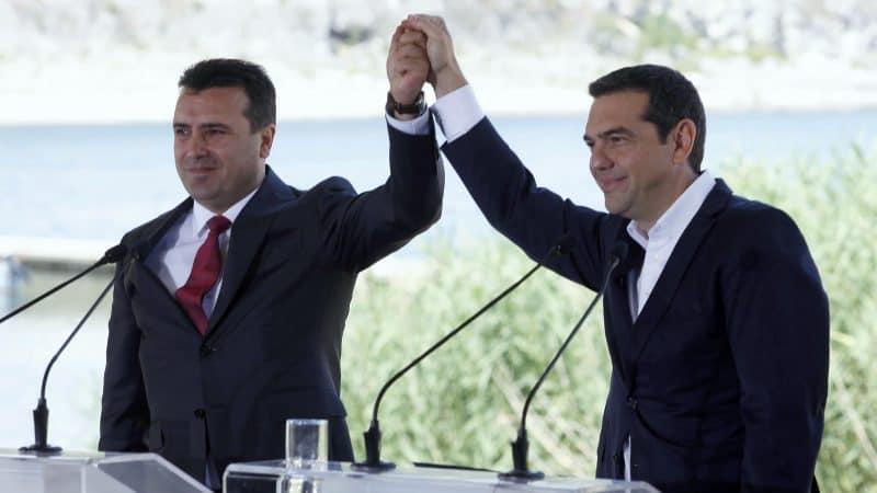 Kryeministri i Maqedonisë Zaev: Marrëveshja e Prespës vendosi paqen në Ballkan