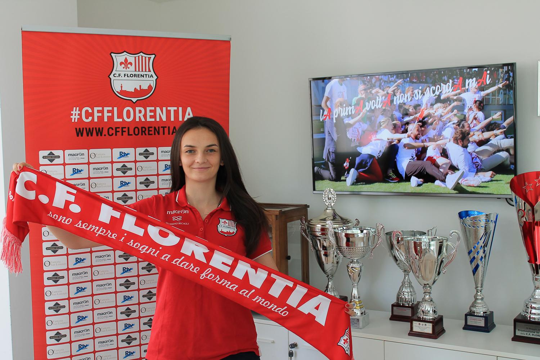 Futbollistja shqiptare, Alma Hilaj debuton në Serinë A në Itali