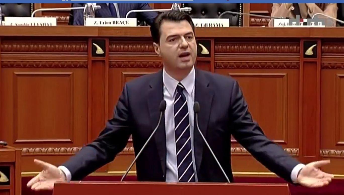 Basha: Qeveri kalimtare, ose populli do pastrojë Kuvendin
