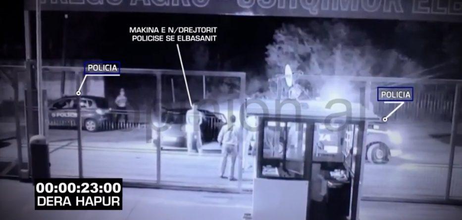 Përfundojnë hetimet për sulmin me makinë ndaj Policisë së Elbasanit