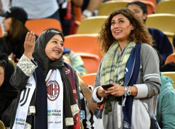 Plot 15.000 femra në finalen e Superkupës së Italisë