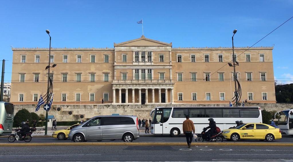 Greqia përpara votimit të Marrëveshjes së Prespës