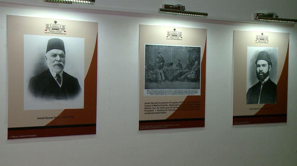 """""""Rrugëtim-Ismail Qemali ndër vite"""" prezanton foto dhe artefakte të rralla"""