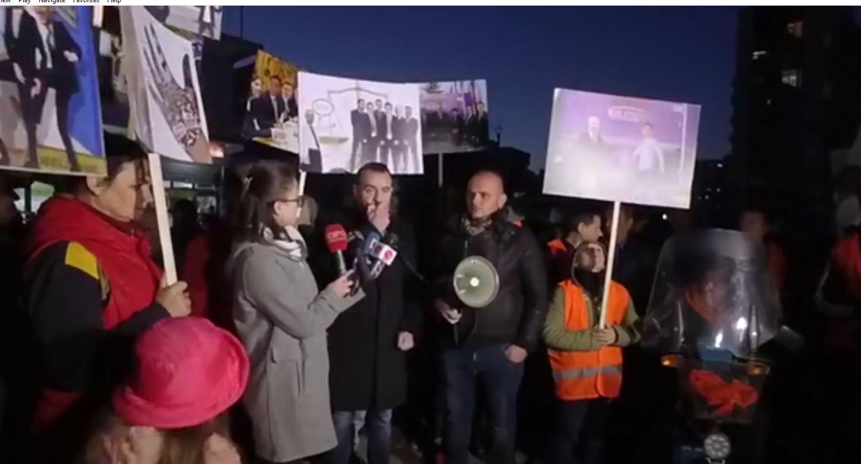 """Protesta te """"Unaza"""", Balliu: Java e ardhshme vendimtare deri në rrëzimin e Ramës"""