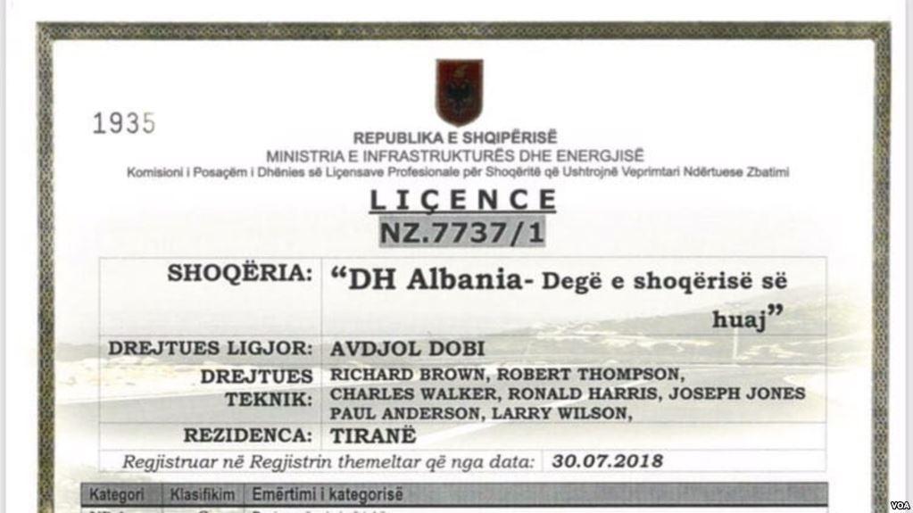 "Unaza e Re, ""DH Albania"" u favorizua nga institucionet"