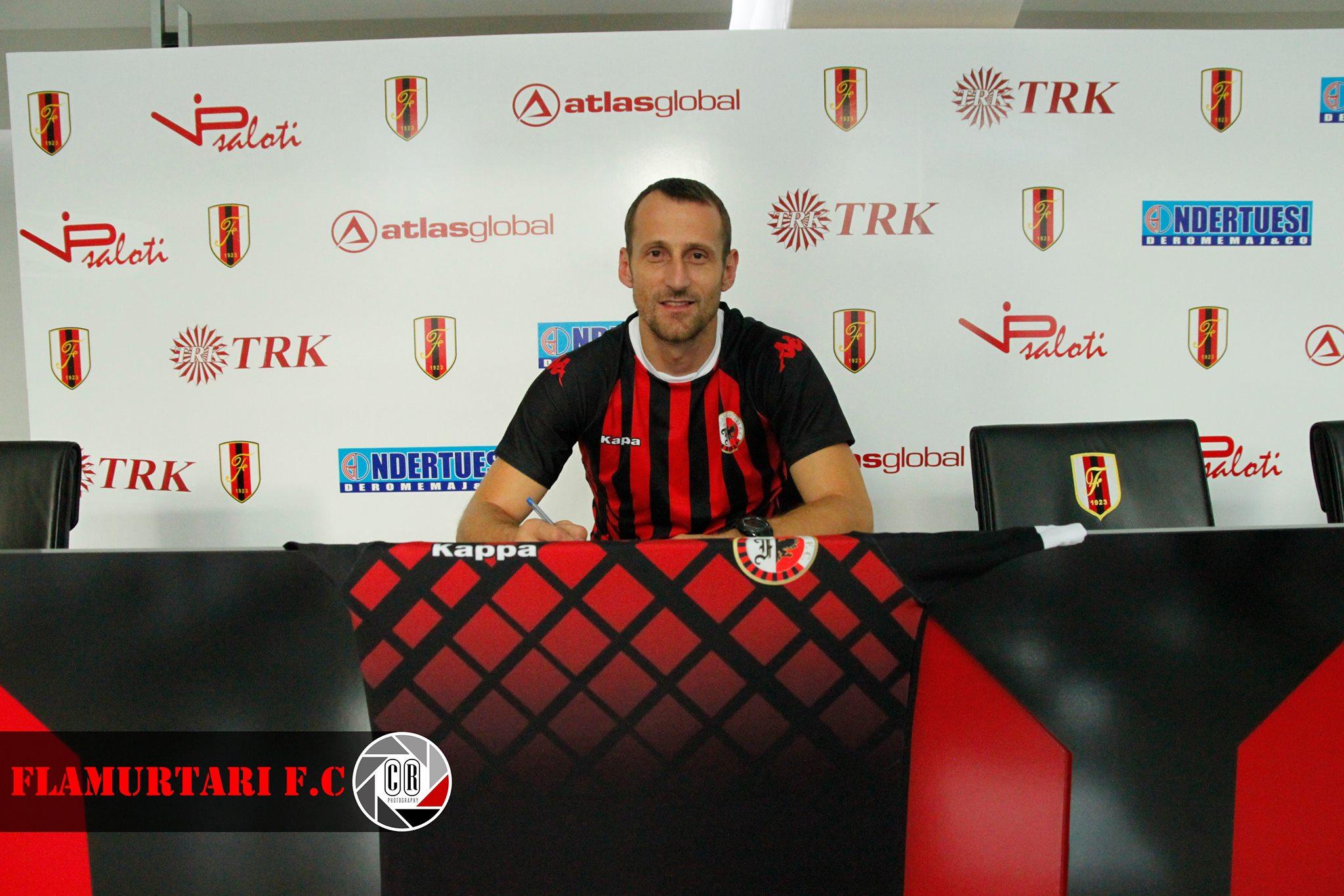 Artim Pollozhani kërkon fitore ndaj Tiranës