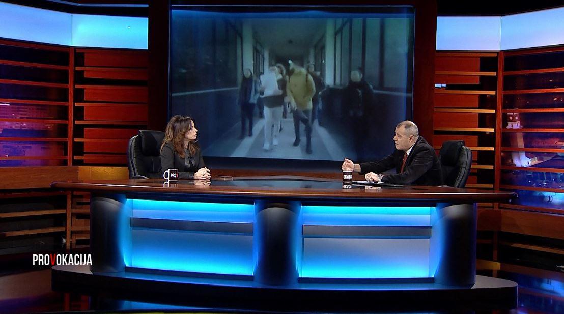 Duma: Protesta e studentëve në thelb është politike