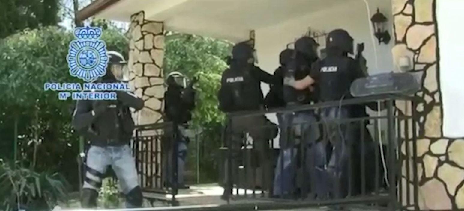 Shkatërrohet laboratori i kokainës në Spanjë, pjesë e rrjetit edhe shqiptarë