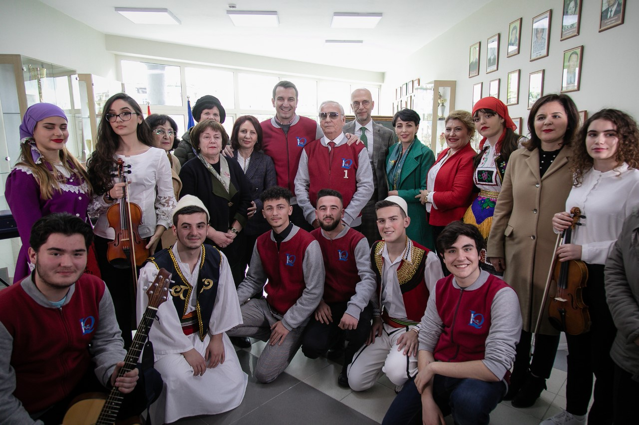 100 vjetori i vdekjes, Bashkia e Tiranës nderon figurën e Ismail Qemalit