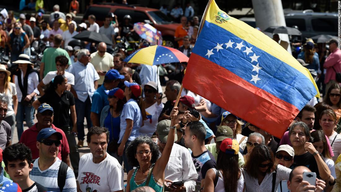 Kriza në Venezuelë, SHBA i pret financimet Maduros
