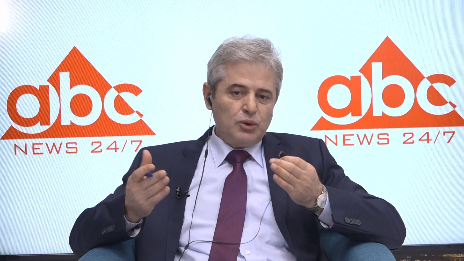 Ali Ahmeti për marrëveshjen Kosovë-Serbi: Një negociator mjafton