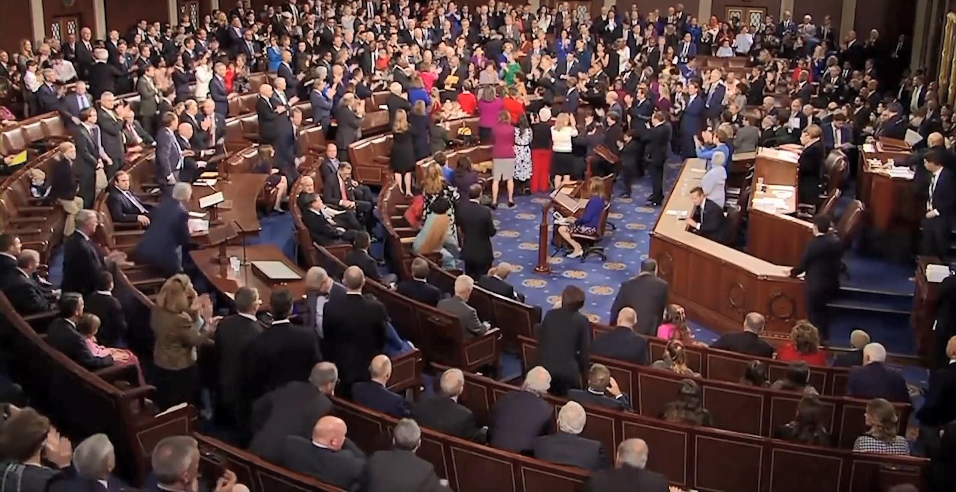 Arrihet në Kongresin Amerikan marrëveshja për të shmangur një shutdown të ri