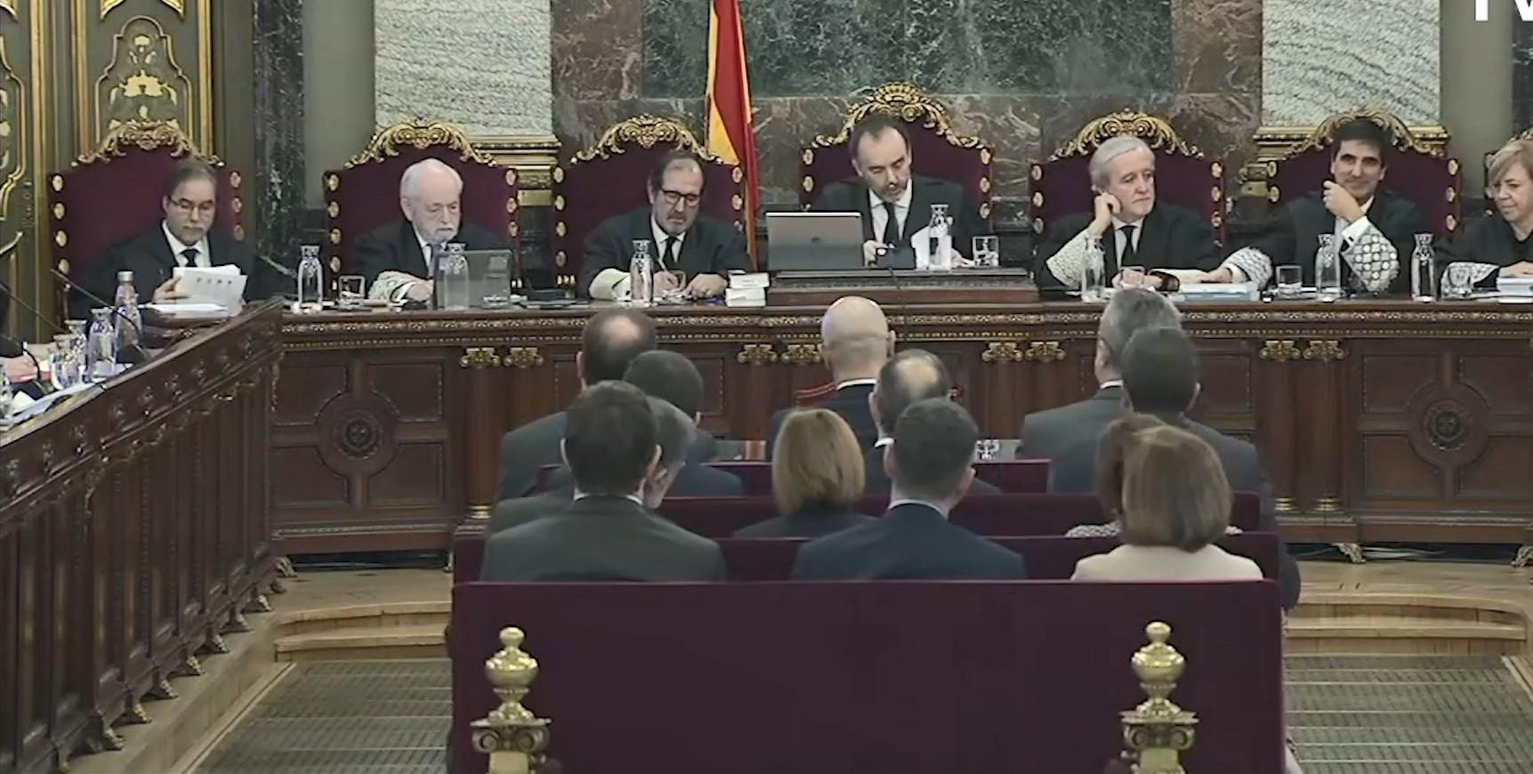 Nis në Madrid procesi gjyqësor ndaj liderëve pro pavarësisë së Katalonjës