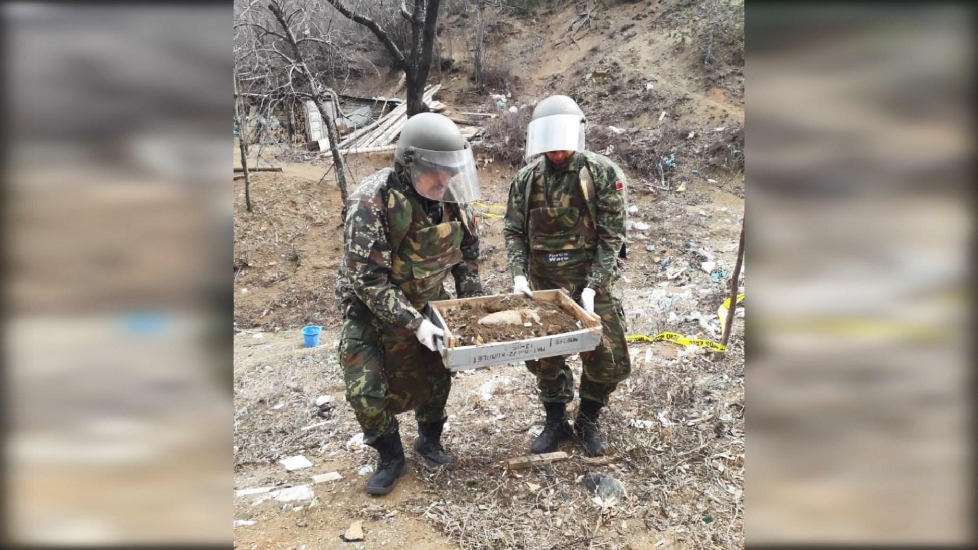 Zbulohen municione në Pukë, FA: Janë marrë nga depot gjatë '97